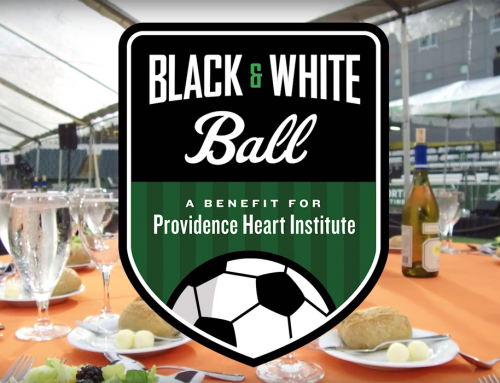 Providence Black and White Ball