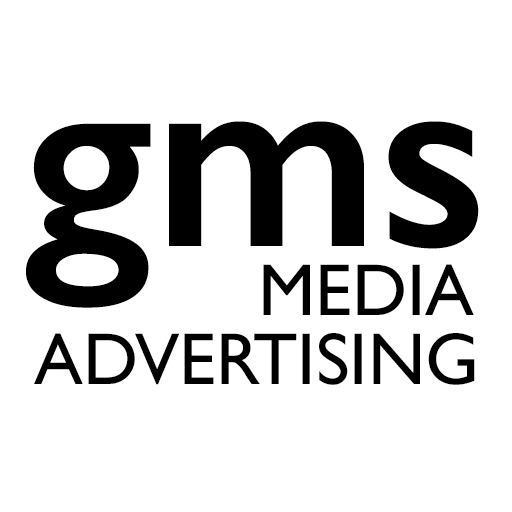 GMS Media and Advertising Logo